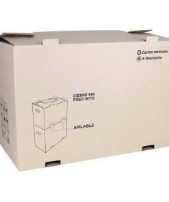 Caixa Multiusos Confortime Empilhável Montável (60 x 35 x 40 cm)