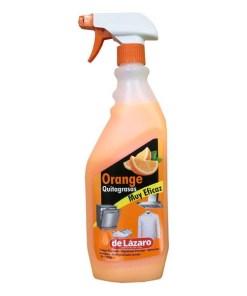 Tira Manchas De Lázaro Orange Tecido adiposo De pistola (750 ml)