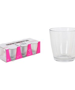 Conjunto de Copos LAV Vega 270 ml Cristal (Pack de 6)