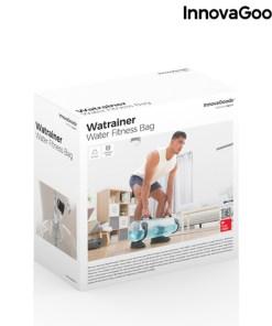 Saco de Água para Treino de Fitness com Guia de Exercícios Watrainer InnovaGoods