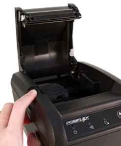 Impressora de Etiquetas POSIFLEX PP-8803 Térmica Monocromática 203 ppp 80 mm