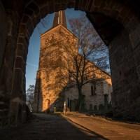 Dorfkirche Bochum-Stiepel - Grüße aus dem 12. Jahrhundert!