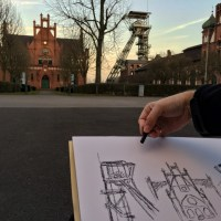 Kohlezeichen: Zeche Zollern, Dortmund