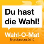 Wahl-O-Mat Landtagswahl 2019 in Brandenburg