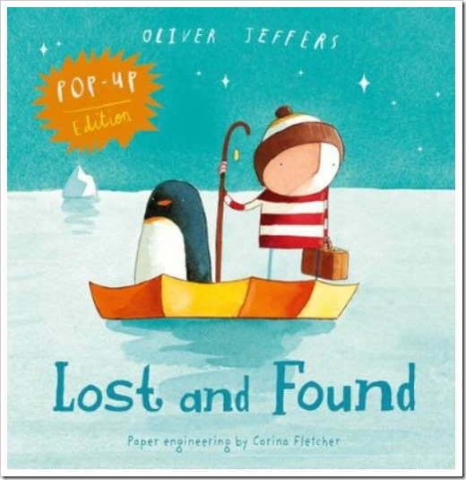 Oliver Jeffers' Lost and Found Pop-Up