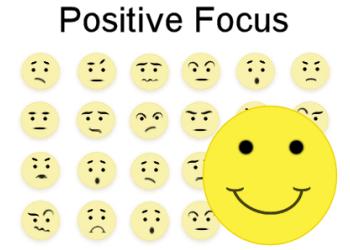 Cognitive Bias Modification - Positive Focus