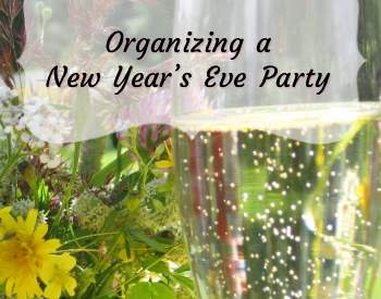 Organizing a New Year's Eve Party