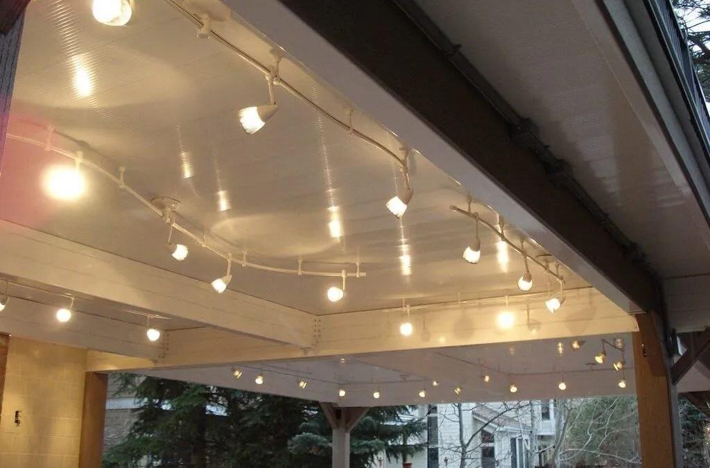 How To Install Deck Lighting Dry Under Deck Area Wahoo Decks