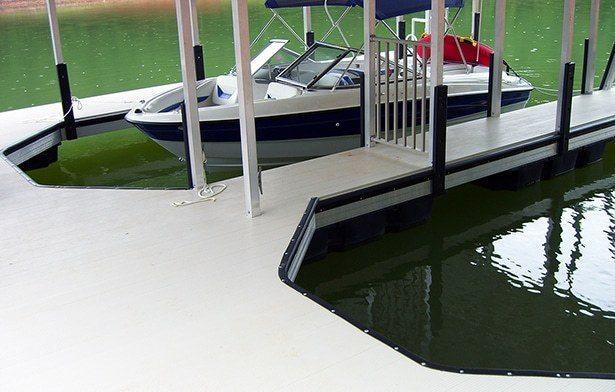 Wahoo Docks Boat Slips and Fingers