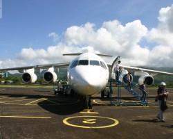 Skyjet Airlines Start flights to Virac, Catanduanes