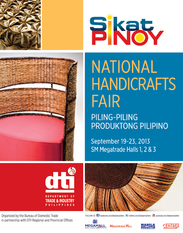 SikatPinoy-Handicrafts poster