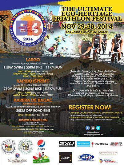 Bataan Triathlon