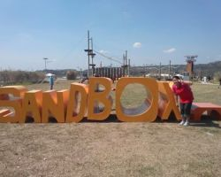 "Let us join Bamboo in embracing the great outdoors when ""The Sandbox"" officially opens in the 12th of April, 2014 at ALVIERA Porac, Pampanga"