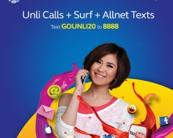Gounli20 from GLobe Telecoms