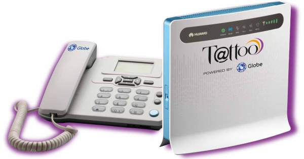 Get your very own Tatto Home Broadband Bundle and call over 40 million Globe and TM Mobile subscribers for free
