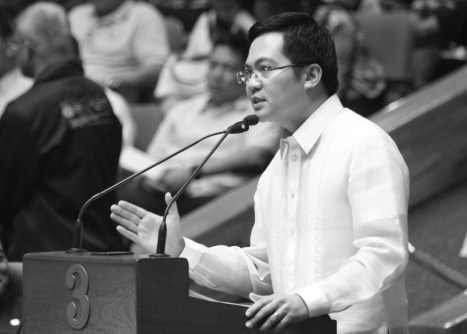 Cong. Karlo Nograles ( Representative, 1st District Davao City. )