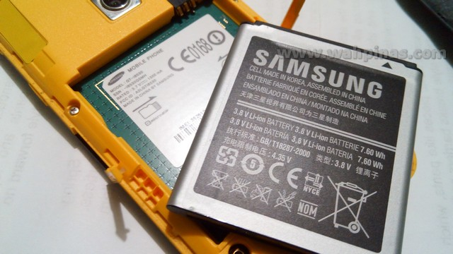 Samsung Galaxy Beam 002