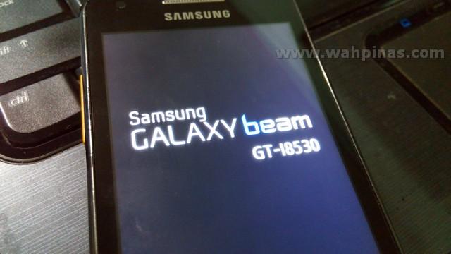 Samsung Galaxy Beam 014