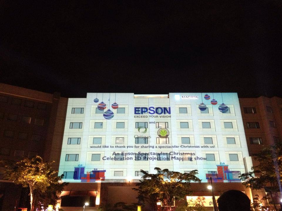 Epson Philippines Merry Christmas Thanksgiving to the people | W