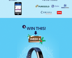 Week 6 of the GCASH Christmas Promo