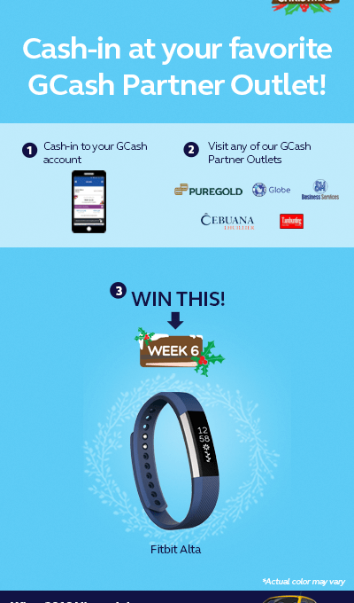 Week 6 of the GCASH Christmas Promo | W@HPINAS | Reviews of Food