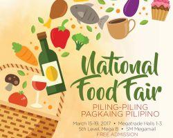 National Food Fair at Megamall –  Sikat PInoy
