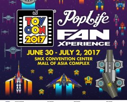 Toycon Philippines 2017 and what to expect…