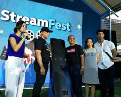 StreamFest from Globe Telecom is a haven for family activities in BGC.