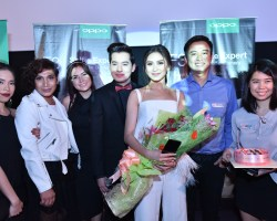 OPPO supports the latest film of Sarah Geronimo