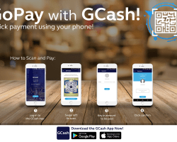 GCASH launches 1st QR mobile payment called GoPay