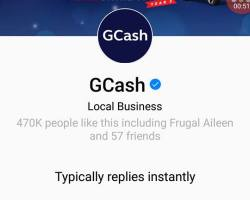 Use GCASH to buy load via FB Messenger easily