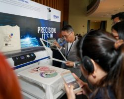 Epson Singapore celebrates 35th anniversary and showcases newest products in the market
