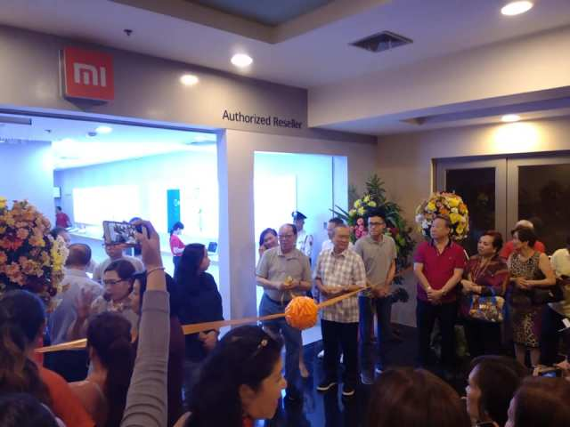 1st Authorized Xiaomi Store in the Philippines opens in Trinoma, 4th
