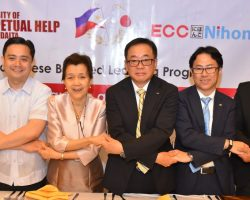 ECC and University of Perpetual Help partner up for a Japanese language program
