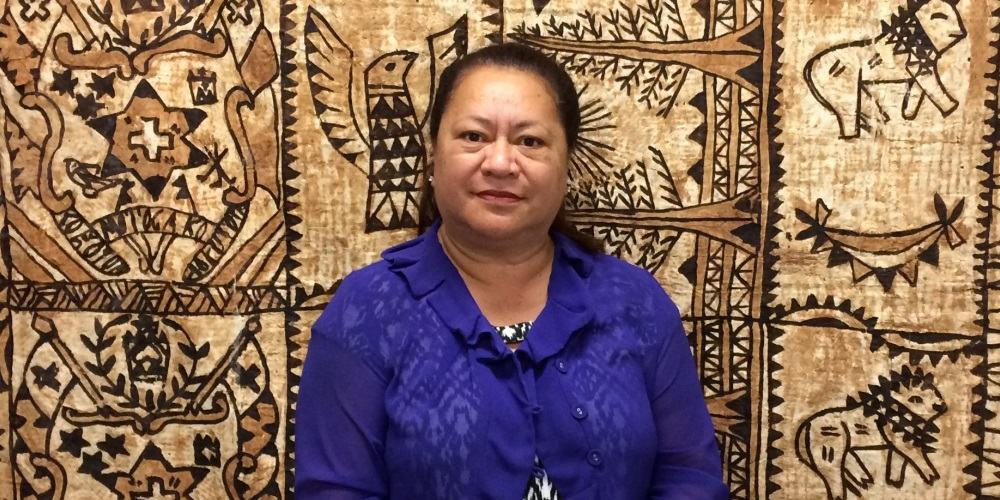 Loraine Elliott Executive Director Maori Health