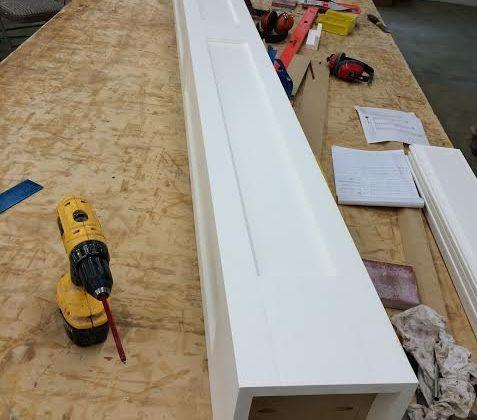 Exterior Column- Wainscot Solutions