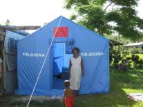 Govt tents post TC Winston in Waitabu