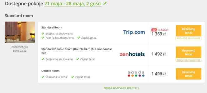 Tani hotel w Porto w maju 2019 znaleziony w wyszukiwarce