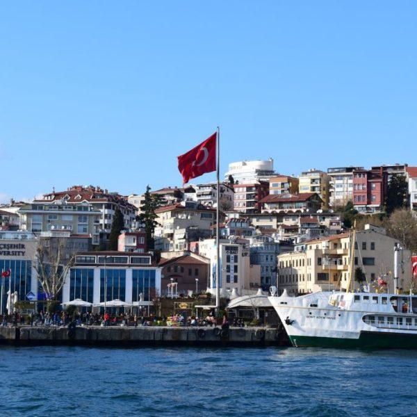 Port w Stambule