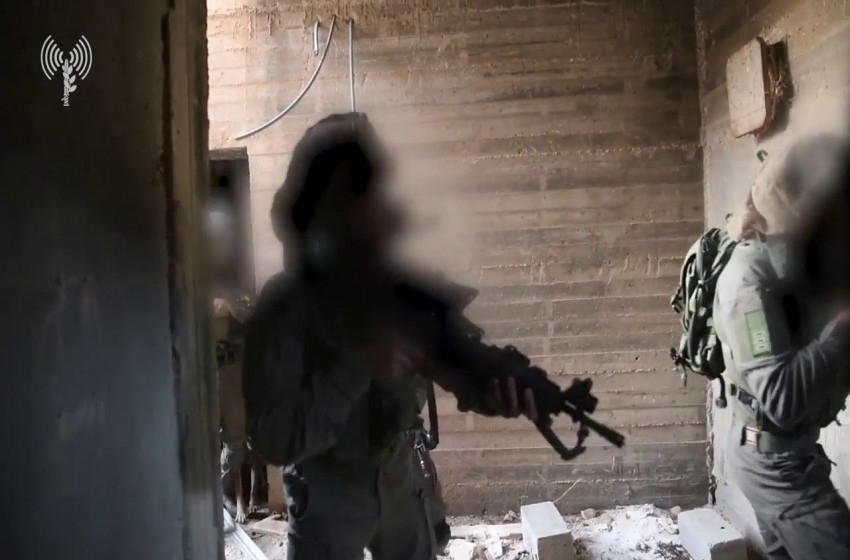 الجيش الإسرائيلي سيجري مناورة حربية كبيرة الشهر القادم