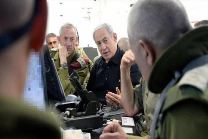 هل حثّ ابن زايد نتنياهو على تفجير الوضع مع غزة الثلاثاء؟ ماذا لو خسر في تصويت الكنيسيت يوم غدٍ الأحد؟؟