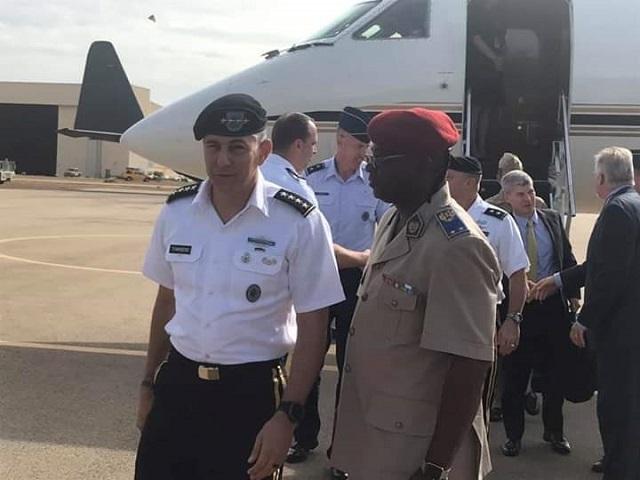 """Résultat de recherche d'images pour """"le général Joel Tyler, Directeur des opérations du Commandement américain pour l'Afrique (AFRICOM)"""""""