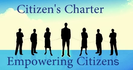 """On 22nd July 1991 Prime Minister John Major launched a Citizen's Charter to improve public services calling it """"the central theme for public life in the 1990s""""."""