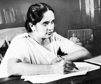 On 20th July 1960 Mrs Sirimavo Bandaranaike became the world's first woman prime minister. Her Sri Lanka Freedom Party won a resounding victory in the general election in Ceylon taking 75 out of the 150 seats available.