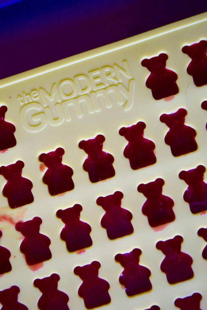 homemade cannabis gummy mold