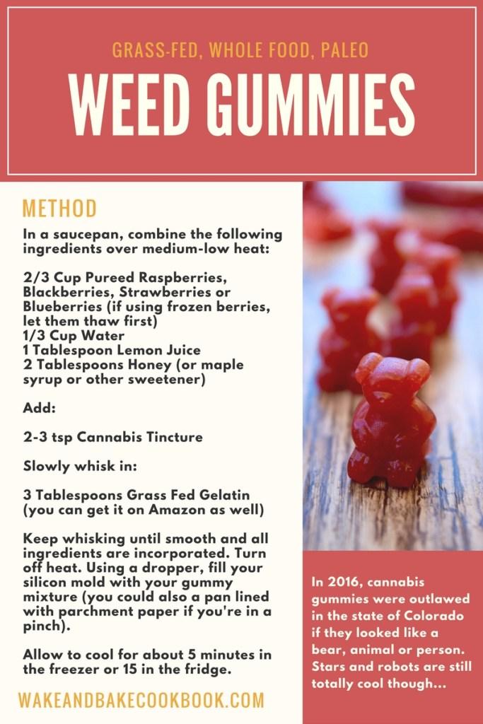 weed gummy r