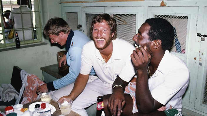 The 1970's .. The Days That Cricketers Smoked A Bit Of Weed & Had Fun