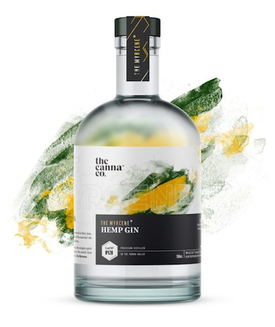 Hemp Gin Sells Out In World's Hipster Capital