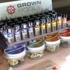 Oregon's Grown Rogue International Inc. Is Selling Bud In Nitrogen Sealed Jars