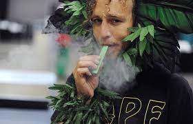 Want To get Really High ? Vape Your Weed Says John Hopkins Study
